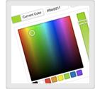 Infinite Color Schemes